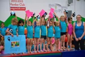 Gymnastics Teams Louisville, CO